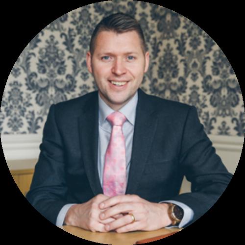 Gareth Henderson, Chairman of CORE facility Services